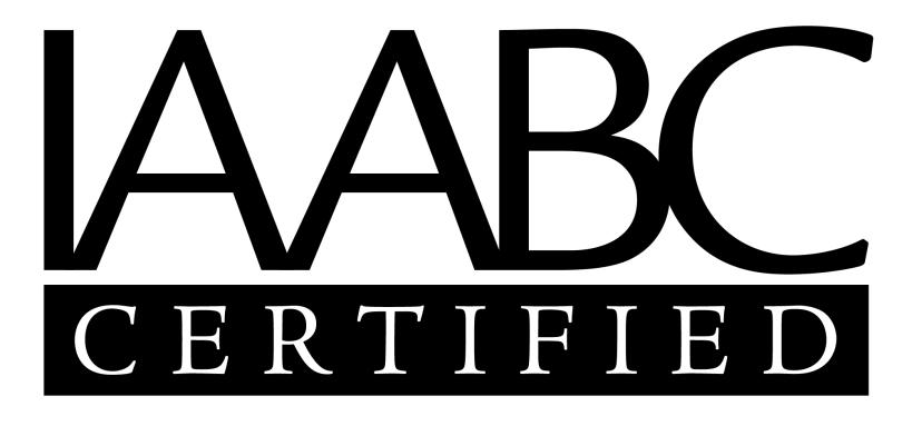 iaabc-certified-black
